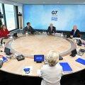 Hiina: G7 ei juhi enam ammu maailma
