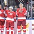 Легенды хоккея - четыре золота Олимпиад на троих