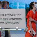 Kreml tunnistas, et Venemaa elanikkonna 60-protsendise vaktsineerituseni sügiseks ei jõuta
