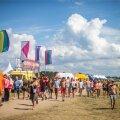 Positivus festival 2. päev