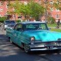 FOTOD: Vaata, kui palju ilusaid Ameerika autosid Pärnus ringi sõitis!