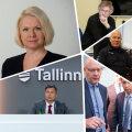 Kollaaž: Mihhail Kõlvart, Andres Pajula, Aivar Toompere, Ignar Fjuk ja Aini Härm