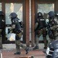 FOTOD: Alam-Saksimaal toimus haarang äärmusislamistide vastu
