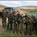 FOTOD | Viimane Liibanonis teeninud Eesti jalaväerühm naasis kodumaale