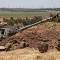 Iisrael saadab täiendusi vägedele Gaza piiril