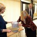 Välisministeeriumi Eesti-teemalise viktoriini võitjate loosimine