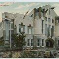 Postkaart Vanemuise teatrist 20. sajandi algusest