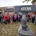 Šoriku kuju avamine Arsenali keskuse juures 4.10.2020