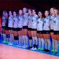 Võrkpalli EM-finaalturniir Eesti vs Rumeenia