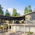 FOTOD │ Moodsalt looduslähedane villa, mis kerkis vaid nelja kuuga
