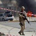 NATO sõdurid tulistasid kogemata surnuks kaks Afganistani last