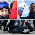 ГЛАВНОЕ ЗА ДЕНЬ: Акции протеста в России, последствия Дня Воли в Белоруссии и золото Сильдару в Швейцарии