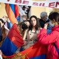 Armeenlaste sõjavastane meeleavaldus