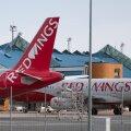 Red Wings lennukid Tallinnas