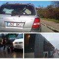 Näiteid liiklusraevust