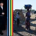 VIDEO | Presidendiballilt Lääne-Aafrikasse! Delfi fotograaf tähistab aastapäeva ülikonna asemel sõduri vormiriietuses