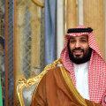 Kroonprints Mohammed bin Salman