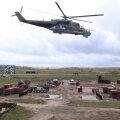 Российский Ми-24 сбит в Армении у границы с Азербайджаном. Два пилота погибли