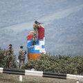 Armeenia ja Aserbaidžaan süüdistasid teineteist vastastikku rünnakutes