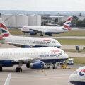 British Airwaysi personalistreik tähendab lennukatkestusi viiel päeval