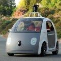 Google'i isesõitva auto prototüüp