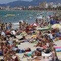 Politsei tabas Mallorcal kaks Eestist pärit jalgrattavarast