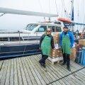 Admiral Bellingshausen on Arktikasse minekuks valmis ning Tiit Pruuli ja kapten Priit Kuusk samuti