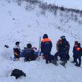 Koola poolsaarel lumelaviini alla jäänud 13-aastane tüdruk suri
