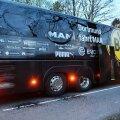 Prokuratuur: vahistati Dortmundi Borussia bussi ründamises kahtlustatav, eesmärk teenida aktsia kursi languselt