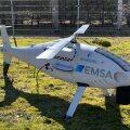 Весной морскую территорию Эстонии поможет патрулировать дрон Европейского агентства морской безопасности
