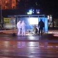 FOTOD SÜNDMUSKOHALT | Laagris plahvatas bussipeatuses lõhkekeha, üks inimene sai vigastada