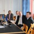Rakvere Linnavalitsuses toimus kohtumine Targa Maja Kompetentsikeskuse teemadel