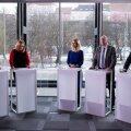 Delfi valimisdebati kaadri tagune