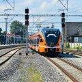 Elektriraudtee rong