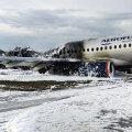 VIDEO | Moskva lennuõnnetuses põhjustas inimeste hukkumist väidetavalt mõnede reisijate katse käsipagasit päästa