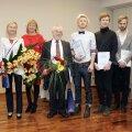 FOTOD: Kultuuripreemia said draakonid, Ilmar Raag, Riina Sildos, Laine Mägi ja Kalle Kasemaa