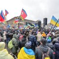 Kiievis laupäeval