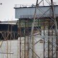 Tšernobõli tuumajaamas varises sisse osa katusest