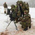 ФОТО   Противотанковая рота протестировала новые ракетные комплексы Spike