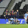 Manchester City teine värav sündis täna augule PSG müüris.