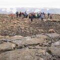 Islandil peeti esimese kliimamuutuse tapetud liustiku matuseid