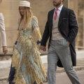 Lõpuks tanu all: Cambridge'i hertsoginna vend abiellus salaja, kohal olid ka Kate ja William