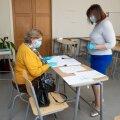 Экзамен в 21 школе в Таллинне