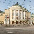 Estonia rahvusooperi maja.