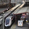 Prantsusmaa alustas koroonapatsientide evakueerimist ülikiirrongiga TGV