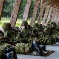 Kaitseväelased. Pilt on illustratiivne.