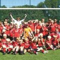 Martin Reimi jalgpallikool on hetkel tegutsevatest klubidest suurima laste arvuga