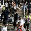 ВИДЕО | Более 30 человек погибли во время религиозного праздника в Израиле