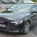 Ka Edgar Savisaar sõidab uue Audi A6-ga.