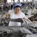 Õmblustööstus Huaibeis